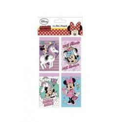 Sada bločku Minnie Mouse