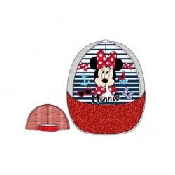 Kšiltovka Minnie Mouse - bílá
