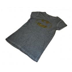 Dámské triko Batman - šedé
