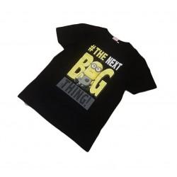 Pánské triko Mimoni - černé