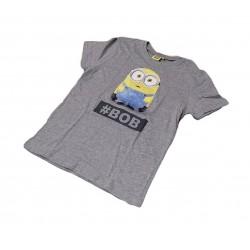 Pánské triko Mimoni - šedé