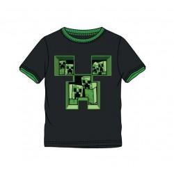 Triko Minecraft s krátkým...
