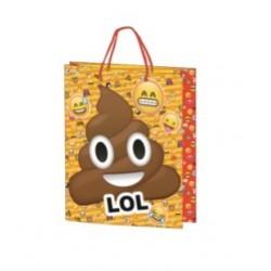 Dárková taška Emoji (40x 32cm)