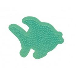 Šablonka pro nažehlovací korálky - rybička (15cm)