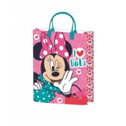 Dárková taška Minnie Mouse (32x 27x 10cm)