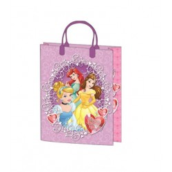 Dárková taška Princezny (25x 18,5x 8cm)