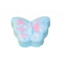 Koupelnová bomba - motýl