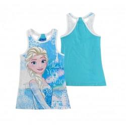 Šaty Ledové království - modré