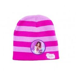 Pruhovaná čepice Violetta...