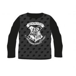 Triko s dl. rukávem Harry Potter - černé