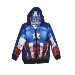 Mikina s kapucí - Kapitán Amerika