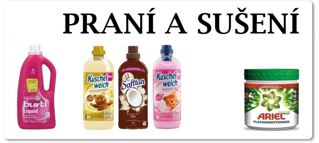 Na praní a sušení prádla