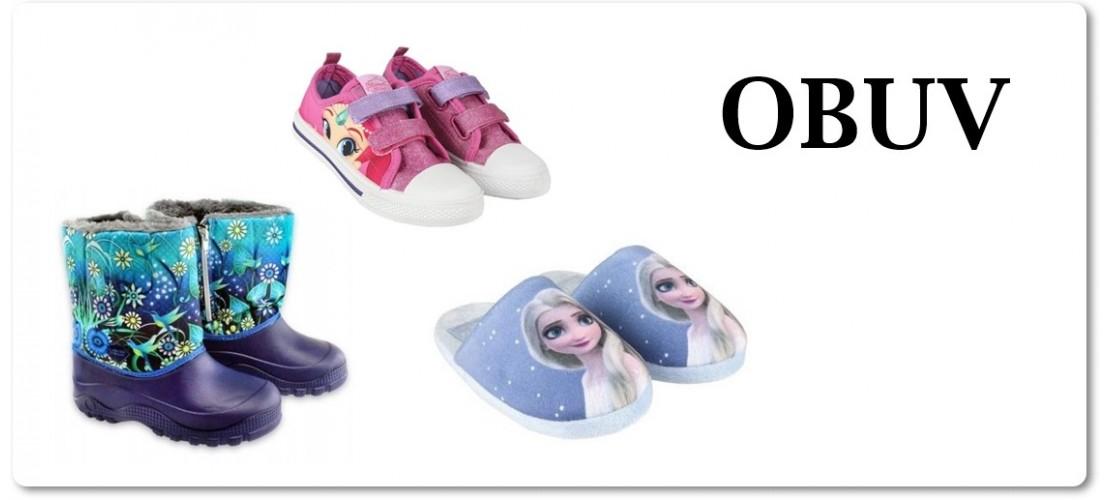 Obuv - tenisky, papuče a další