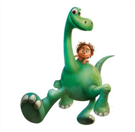 Hodný dinosaur